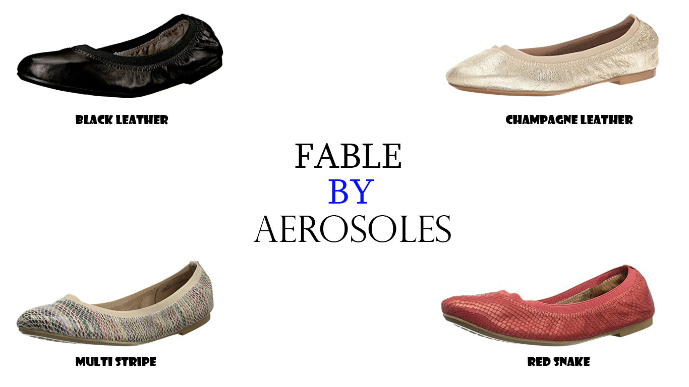 Aerosoles Women's Fable Ballet Flat shoes
