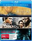 The Leonardo Dicaprio Triple Pack - Blood Diamond / Aviator / Body Of Lies