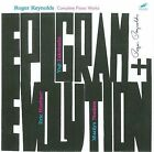 Epigram and Evolution: Complete Piano Works * by Roger Reynolds (Composer) (CD, Sep-2009, 2 Discs, Mode Records)