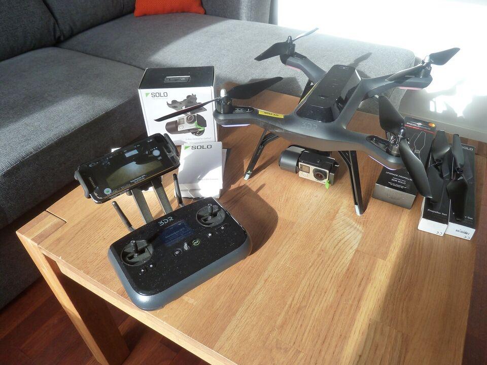 Drone Opgraderet