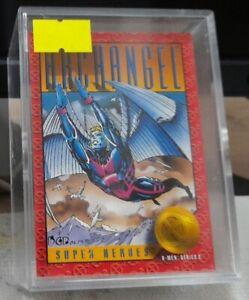SKYBOX 1993 X-Men Series 2 Complete Basic Card Set (100 pcs) + 1 Random Insert