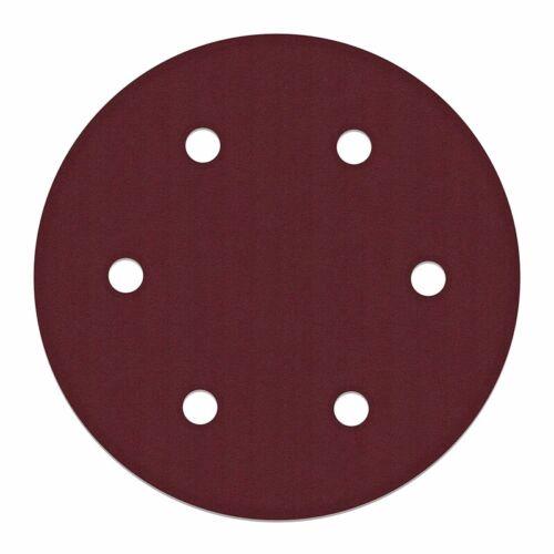 ALEKO 9in Diameter 10Pcs Sand Paper with Holes 100G for Drywall Sander DP-3000