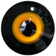 [wamami]18mm Yellow & Black For BJD AOD DOD Doll Dollfie Glass Eyes Outfit