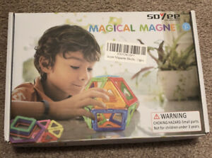 Soyee Magical Magnet 24 Pc Starter Set 16 Magnets & 8 ...