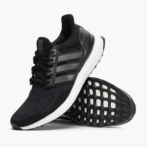 adidas ultra boost 1 0 core black size 8 5 new boxed ebay