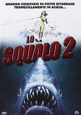 LO SQUALO 2  DVD AZIONE