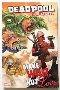 Deadpool-Classic-Vol-19-Make-War-Not-Love-Marvel-Graphic-Novel-Comic-Book