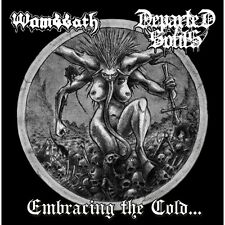 WOMBBATH / DEPARTED SOULS - Embracing The Cold... - Split CD - DEATH METAL