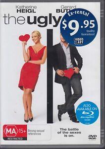 The Ugly Truth 2009 Katherine Heigl Gerard Butler Dvd Region 4 Ex Rental Ebay