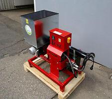 Briquette Machine Sawdust Wood waste Briquetting Press 230V 12KG/H NEW Warranty