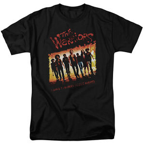 Limited !! Neu The Warriors Movie Action T Shirt S-5XL
