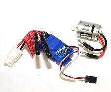 LaTrax 1/18 Teton SST 370 28 Turn Motor & ESC // USED)