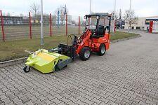 TOYO Agro 522B  Hoflader Radlader  mit Kubota Motor  Winterdienst  Kehrmaschine