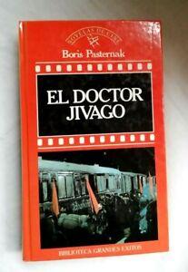 El Doctor jivago Boris Pasternak Novelas De Cine Español Orbis 1987 Colección