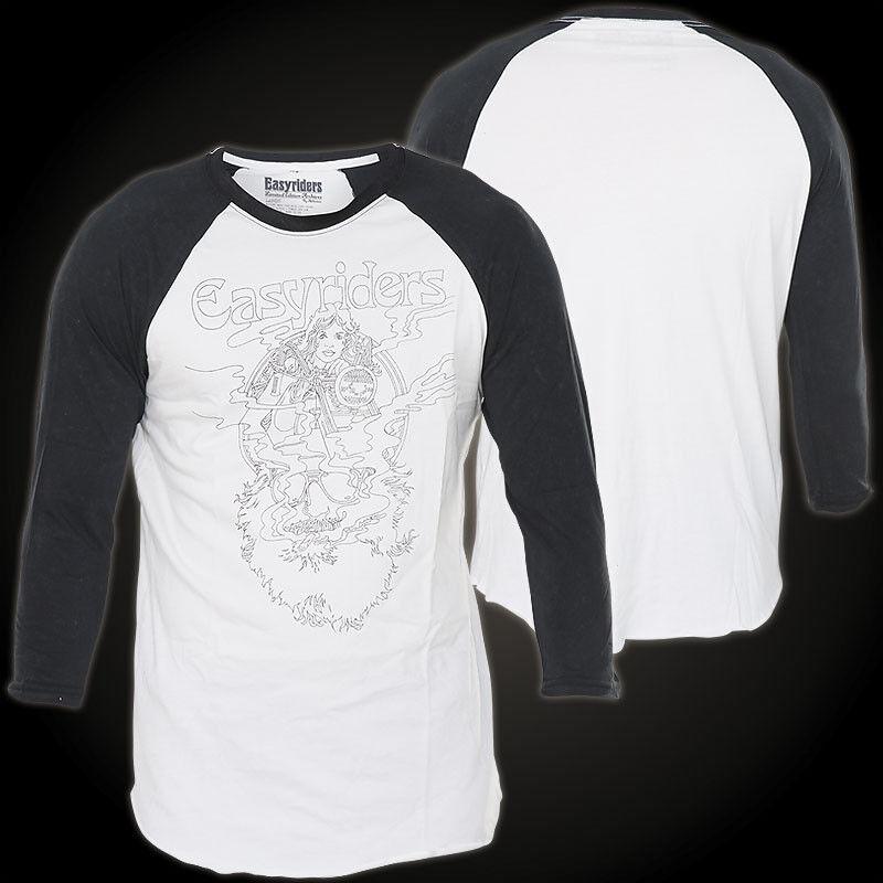 Affliction Sweatshirt Smoke Dreams Black/White