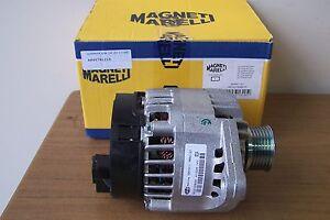 ALTERNATOR-ALFA-ROMEO-147-156-GT-GTV-SPIDER-2-0L-FROM-2002-90A-MAGNETI-MARELLI