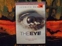 The Eye Horror Movie Jessica Alba DVD region 1 2008 Occult Supernatural