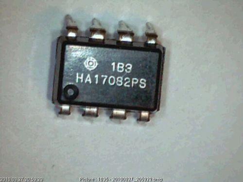 Ha17082ps J-FET DUAL OP-AMP