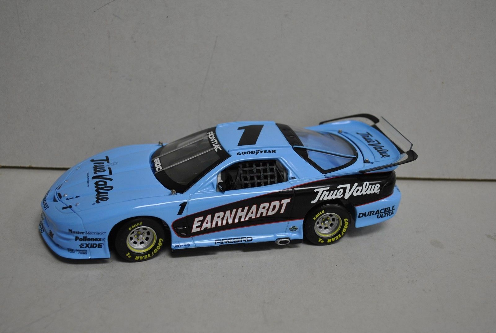 2000 Dale Earnhardt Nº 1 Firebird Iroc verdadero valor acción Race Coche 1 24 Diecast