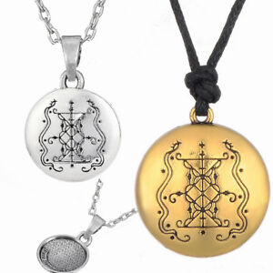 Details about Papa Damballah Voodoo Loa Veve Lwa Protection Amulet Hoodoo  Talisman Necklace