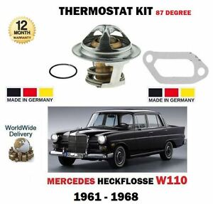 For Mercedes Heckflosse W110 190 200 2 0 2 0d 230 1961 Thermostat