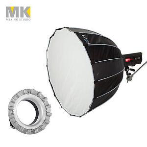 Professional Selens 120cm Hexadecagon Softbox with Profoto Mount Speed Ring