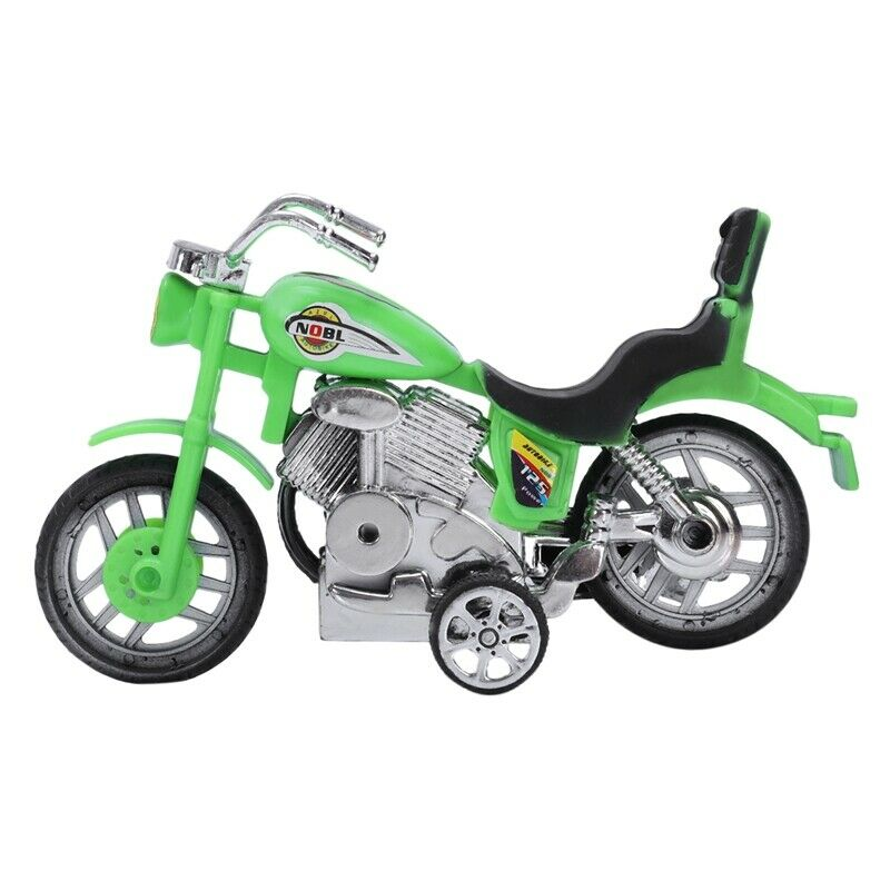 Set Of 3 Toy Motorbikes Random