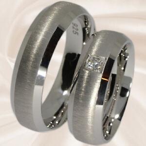 Trauringe-aus-Sterlingsilber-Hochzeitsringe-Partnerringe-Eheringe-mit-Gravur