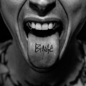 Machine-Gun-Kelly-Binge-EP-2018-Mixtape-CD-Album-Rap-Trap-PA-Hip-Hop