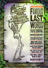 Famous Last Words by Kyle Books (Paperback, 1997)