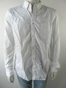 Diesel-Herren-Overhemd-Hemd-Shirt-Camicia-Spelin-Kariert-Neu-XXL