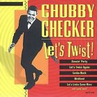 Let's Twist by Chubby Checker (CD, Sep-1997, Madacy)