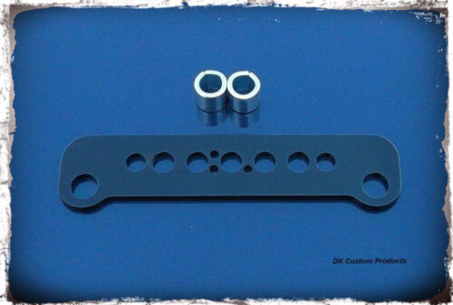 INDICATOR LIGHTS BRACKET For Use w// Speedo Relocation FITS HARLEY SPORTSTER DK