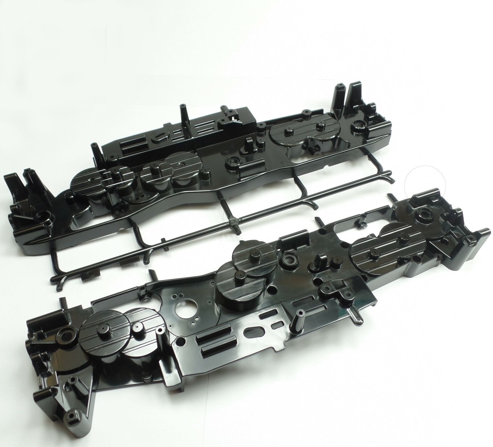 Tamiya G6-01TR Chassis 19000970 D-Pieces  Gearbox Casing Chassis TD6®
