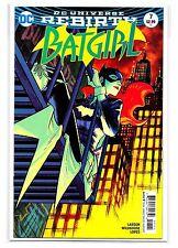 BATGIRL #7 - Cover B - Francis Manapul Variant Cover - DC Rebirth Comics!