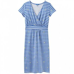 Joules-Jude-Jersey-Wrap-Dress-Blue-Stripe-Now-With-30-Off