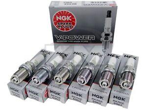 SET-OF-6-NGK-6962-BKR6E-V-POWER-PREMIUM-SPARK-PLUGS-MADE-IN-JAPAN