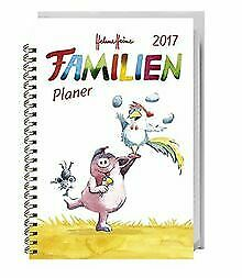 best authentic amazon great deals Helme Heine Familienplaner Buch A5 - Kalender 2019 Heye