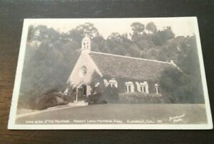 RPPC-WEE-KIRK-O-THE-HEATHER-FOREST-LAWN-MEMORIAL-PARK-GLENDALE-CA-151-BROOKWELL