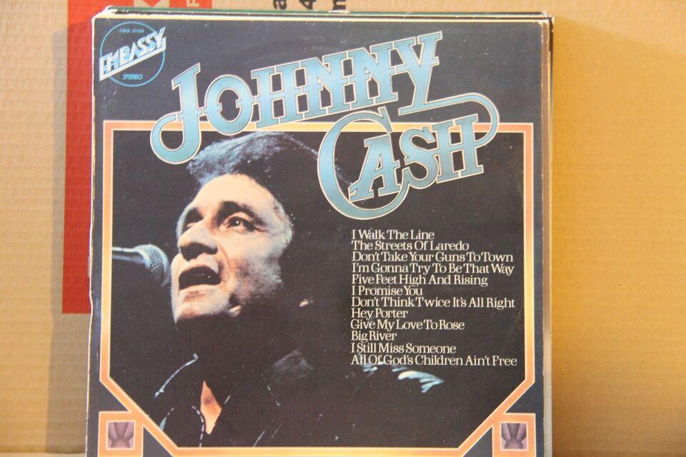 LP, Johnny Cash, do
