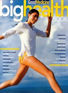 Big-Health-Book-Good-Medicine-488-Page-Comprehensive-amp-Practical-Info-Book