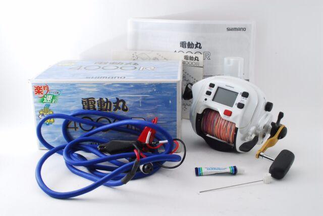 Shimano 02 'Electric Round 4000R Reel Ref No 143278