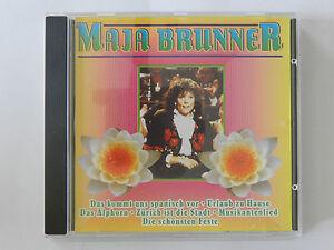 CD Maja Brunner Das kommt uns spanisch vor Sprich deutsch