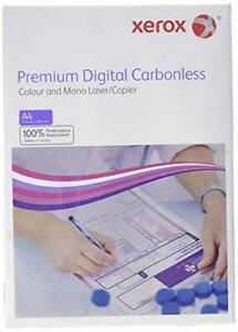 500 Bl. weiß//rosa A4 2-fach Xerox Digital Selbstdurchschreibepapier