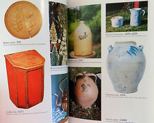 American Country Antiques Wallace-Homestead Book 1990 Furniture Decoys Crocks