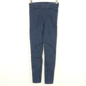H-amp-M-DIVIDED-Jeggings-Super-Skinny-Jeans-Jeans-Superstretch-Blau-Gr-S-D51