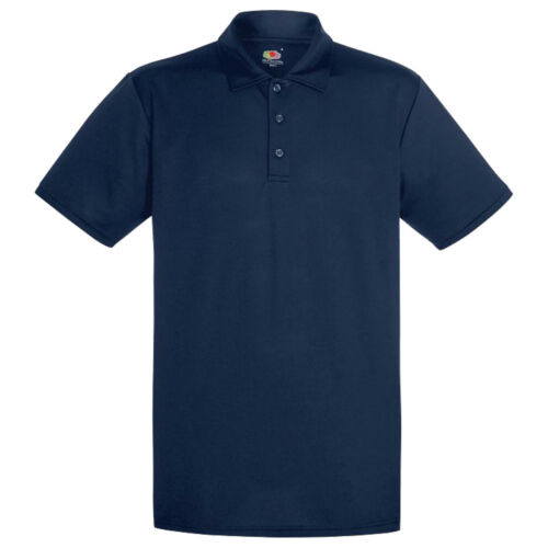 FRUIT OF THE LOOM PERFORMANCE SPORTS POLO SHIRT SS212