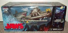 Jaws Box Set MIB McFarlane Toys Figure Diorama Quint Boat Orca neca mezco funko