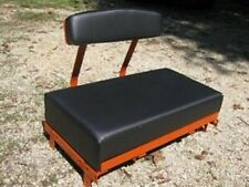 Tractor Seat For Allis Chalmers B And C Tractor Cushions Usa Made With Backrest