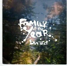 (EM359) Family of the Year, Buried - 2013 DJ CD